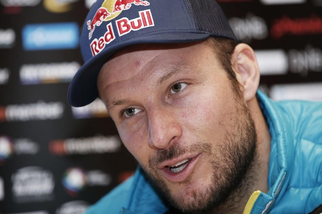 SATSER VIDERE: Aksel Lund Svindal satser videre, ifølge sportssjef Claus Ryste.