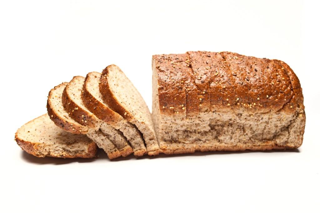 Bonden får én krone og femti øre for det kornet som brødet er laget av.