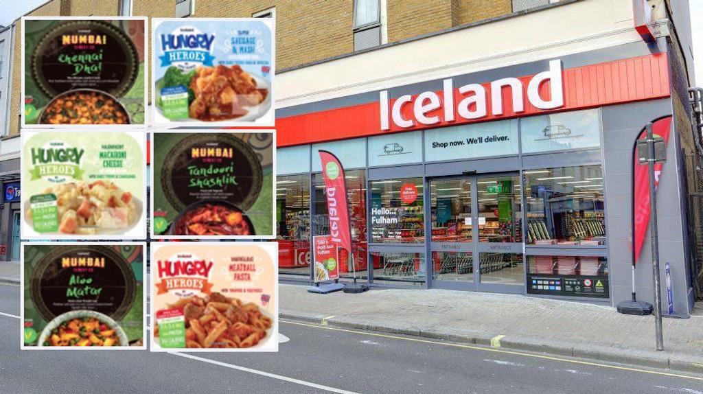 FROSSENMAT: Iceland etablerer seg i Norge til sommeren, og spesialiserer seg på sunn frossenmat.