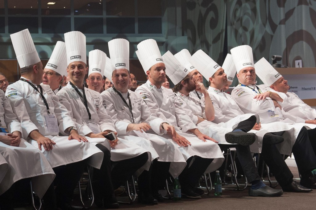 The Bocuse d'Or Europe