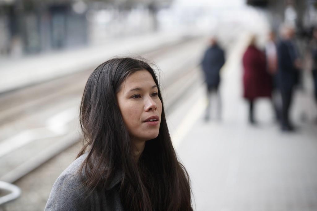 IKKE MENINGSLØST: Miljø- og samferdselsbyråd i Oslo, Lan Marie Nguyen Berg (MDG) er uenig i Carl I. Hagens kritikk av byrådets sykkelsatsing: - Det er ikke meningsløst å legge til rette for at flere sykler mer i Oslo, sier hun.
