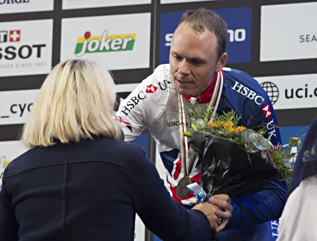 Jakob Fuglsang tror ikke Chris Froome (bildet) deltar i Tour de France. Foto: Marit Hommedal / NTB scanpix