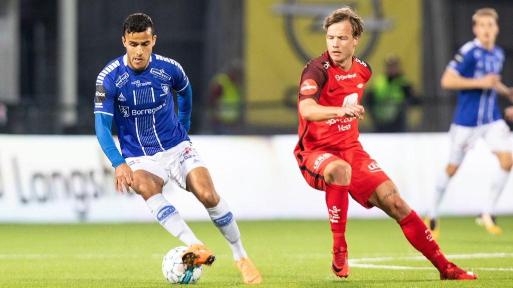 PROFILER: Harmeet Singh og Fredrik Haugen bidro stort til sine klubbers scoringer.
