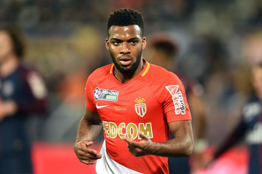 NYE RYKTER: Monacos Thomas Lemar kan bli et mye omtalt navn til sommeren og kobles med både Arsenal og Liverpool.