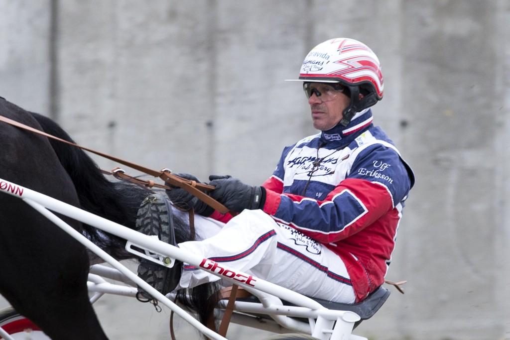Ulf Eriksson er aktuell i dagens V4-lunsj. Foto Morten Skifjeld/Hesteguiden.com