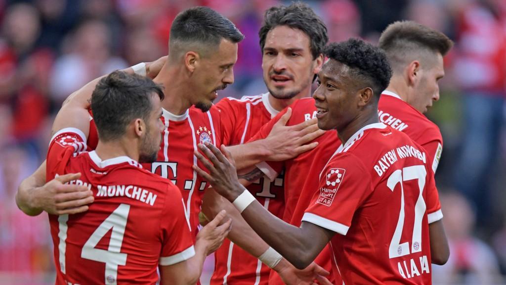 Det er dags for semifinale i den tyske cupen og Bayern München er store favoritter.