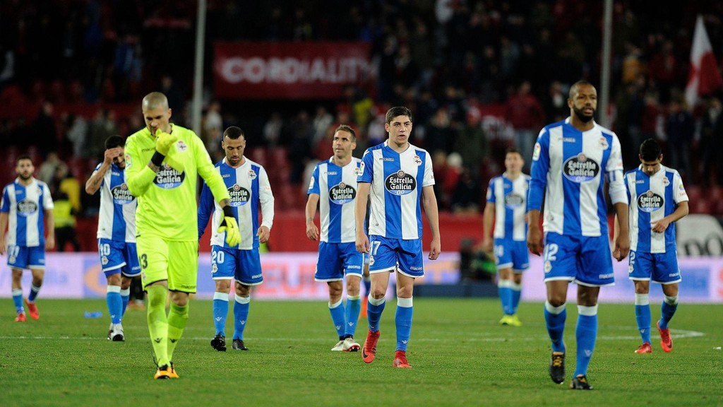 Deportivo La Coruna har en viktig oppgave foran seg i kveld.