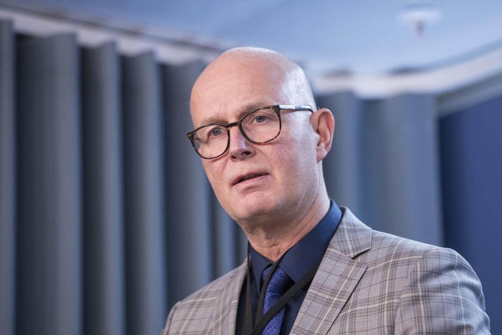 Direktør i Helsedirektoratet Bjørn Guldvog erkjenner at det er mangelfull kunnskap om hva som skal til for å forebygge selvmord. Foto: Håkon Mosvold Larsen / NTB scanpix