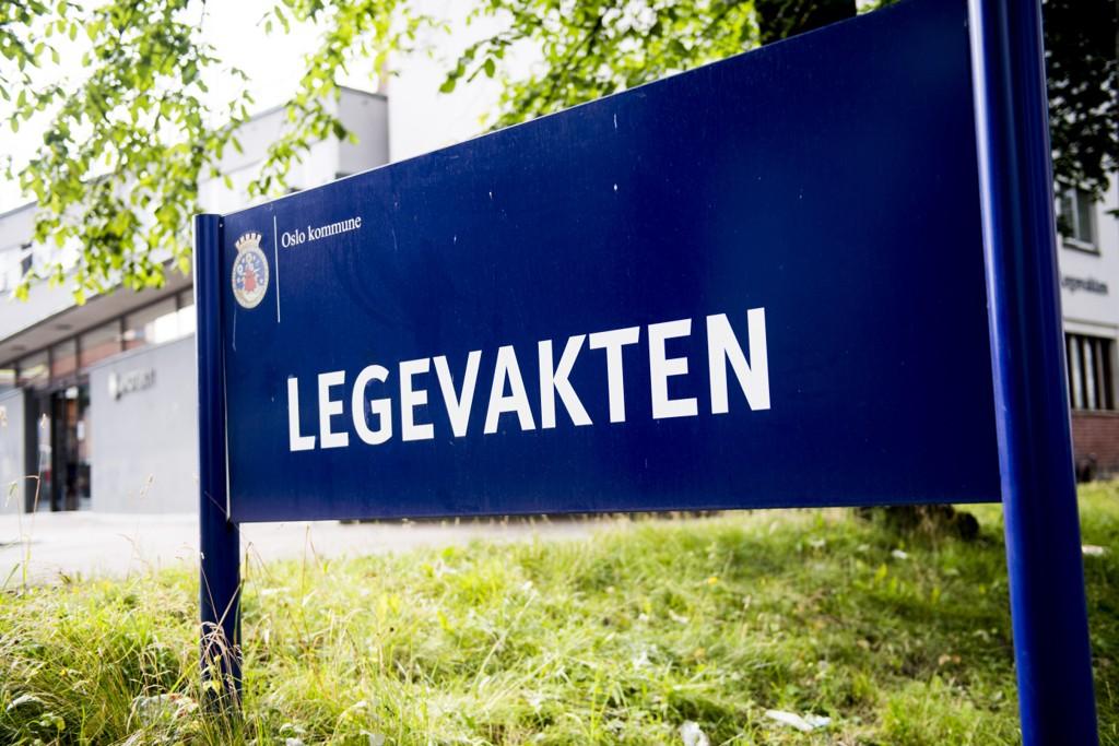 Tre renholdsarbeidere ved legevakta i Oslo fikk tilbud om svært lave stillingsprosenter, ifølge Dagsavisen. Foto: Jon Olav Nesvold / NTB scanpix