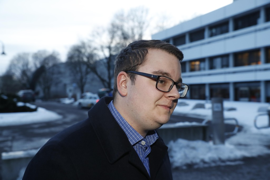Espen Teigen fortsetter som kommunikasjonsrådgiver for Frp. Foto: Cornelius Poppe / NTB scanpix