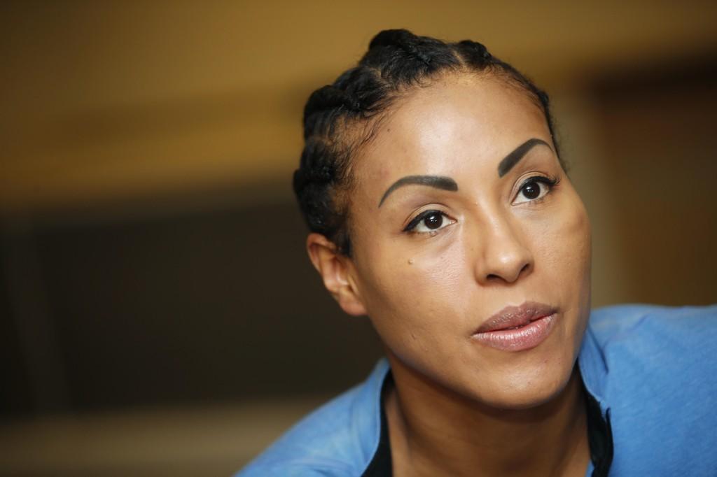 KAMP I LA: Cecilia Brækhus går sin første kamp i USA på lang tid i mai.