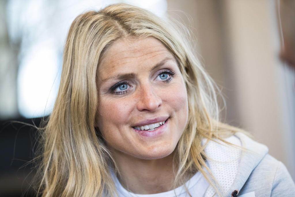 TILBAKE: Therese Johaug var nylig ferdig med å sone sin 18 måneder lange dopingdom.
