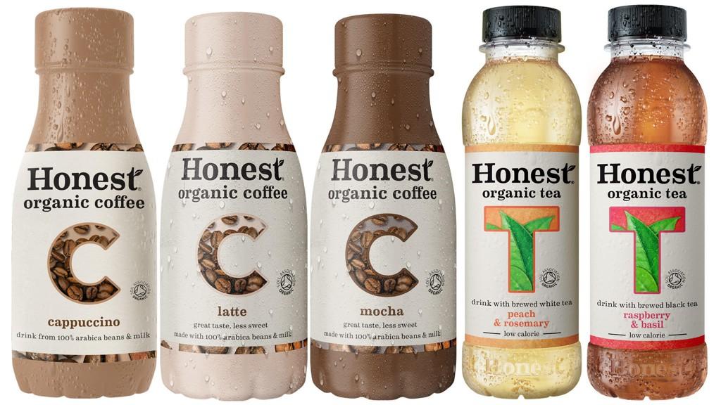 NYE PRODUKTER: Disse iskaffe- og istevariantene fra Coca-Cola vil være å se i butikkene fra starten av mai.