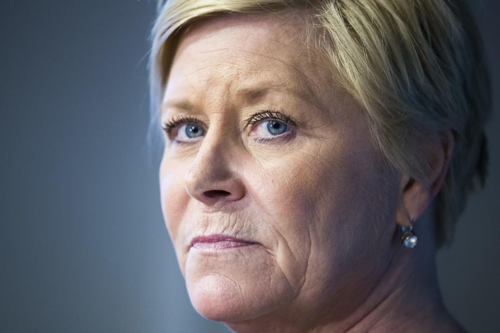 Ordningen med innbetaling av frivillig skatt har generert 2000 ekstra skattekroner i kassen til finansminister Siv Jensen (Frp).