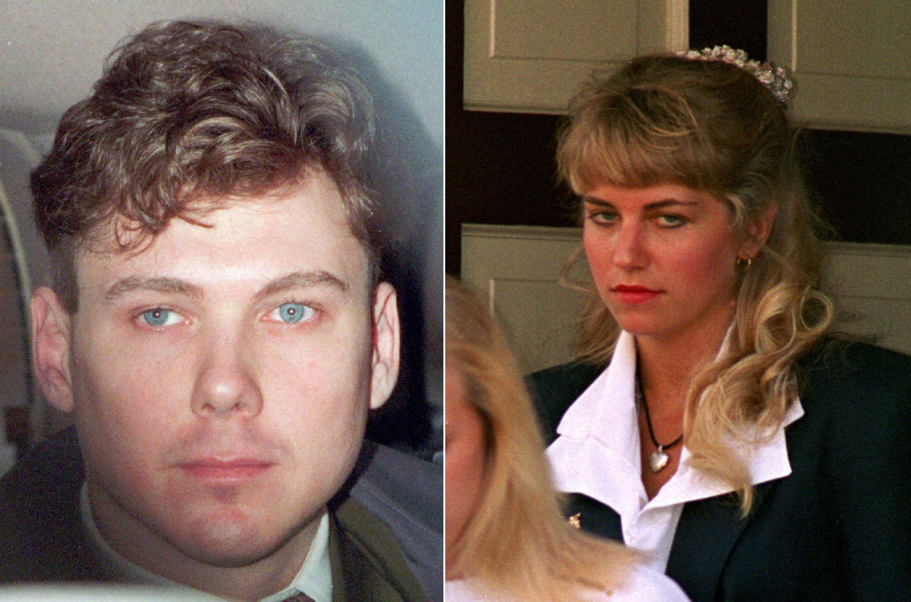 SERIEMORDERE: Paul Bernardo voldttok og drepte unge kvinner. Hans blivende kone Karla Homolka heiet ham fram.