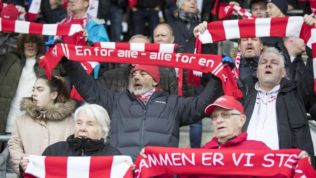 Fredrikstad-fansen gleder seg til kveldens hjemmekamp mot Odd i NM's andre runde.