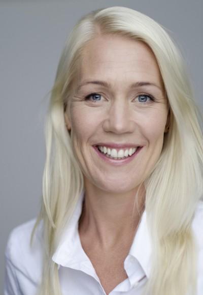 PLASTKUTTER: Direktør for kommunikasjon og samfunnsansvar, Mette Fossum i Rema 1000. FOTO: Rema 1000