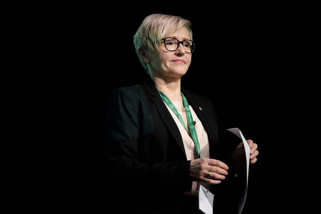INGEN OPPREISNING: Senterpartiets tidligere leder Liv Signe Navarsete har ennå ikke fått sannheten på bordet.