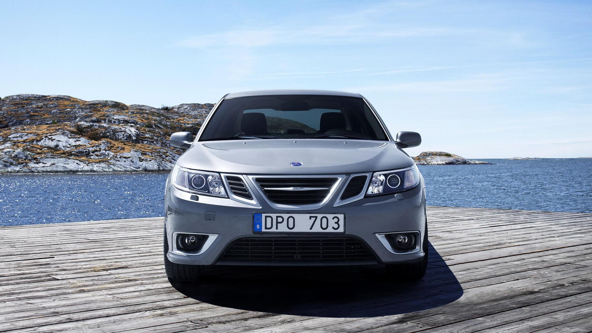 GODT UTVALG PÅ BRUKTMARKEDET: Saab gikk konkurs i 2012, men på bruktmarkedet er fortsatt utvalget av biler godt.