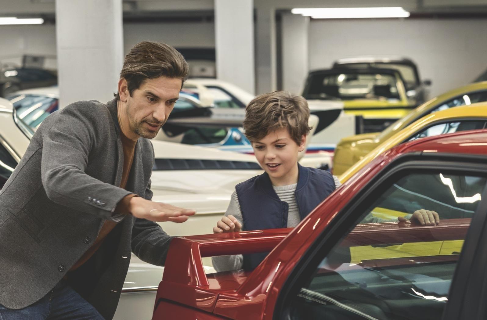 SERVICE PÅ BMW-en: Dette er servicen du bør velge, hvis du har en BMW eldre enn fem år.