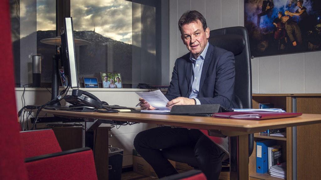 NY SJEF: Blir sjef for Vestland - det nye fylket som blir slått sammen fra Hordaland og Sogn og Fjordane.