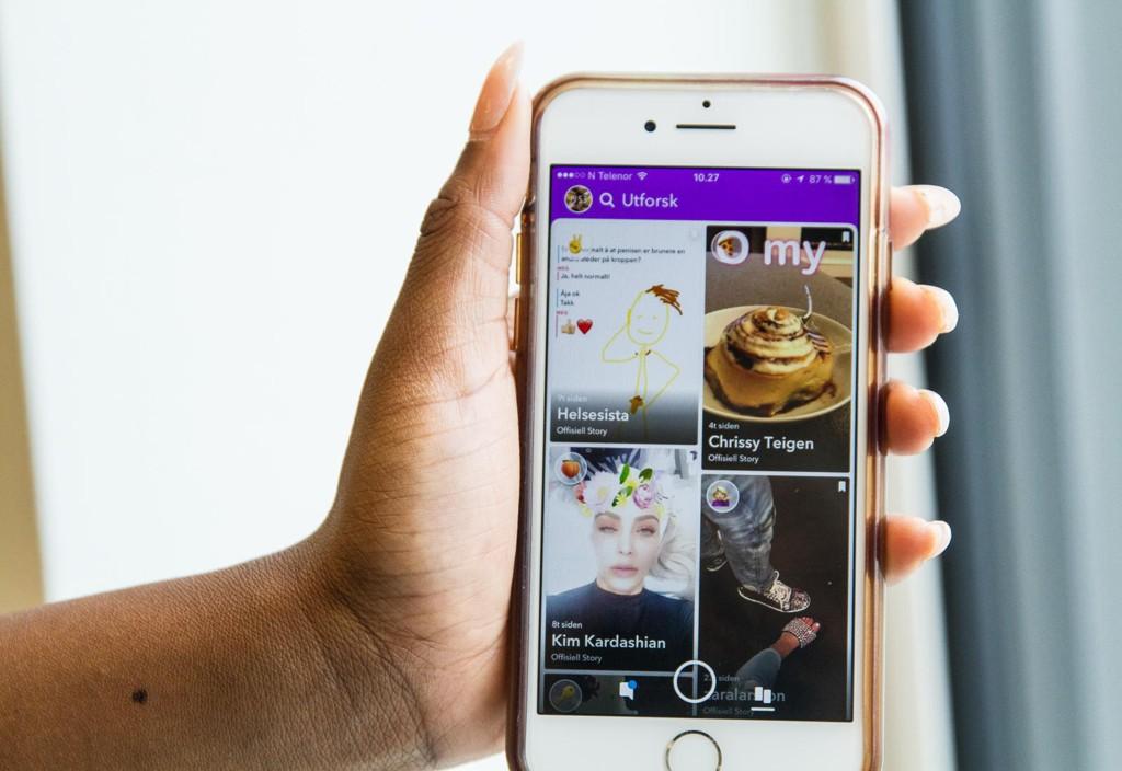 Det nye designet hos Snapchat, som samlet kjendiser og medier på høyre side, falt ikke i smak hos brukerne. Nå skal stories fra venner tilbake på høyre side igjen.