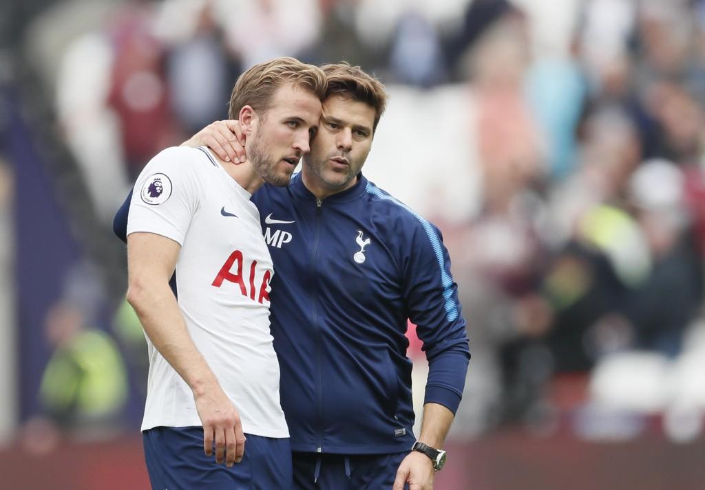 BER OM PENGER: Tottenham-sjef Mauricio Pochettino.