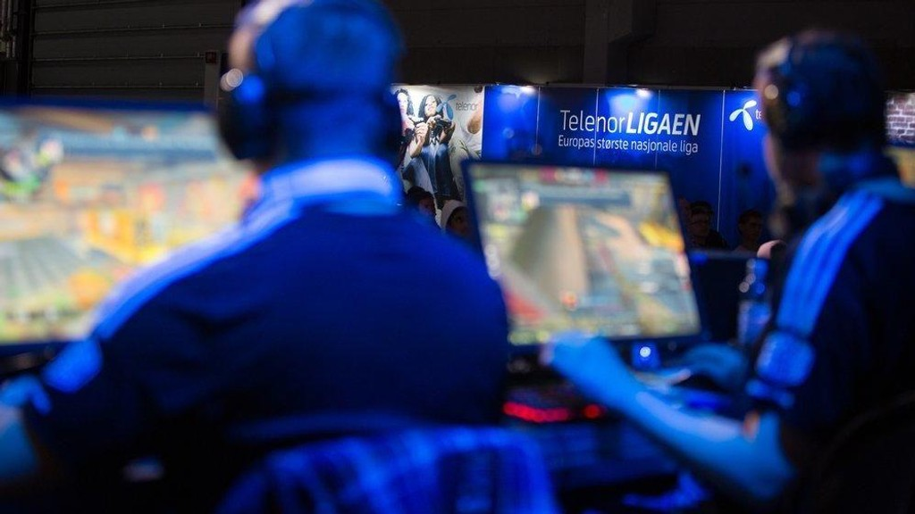 TELENORLIGAEN: Nettavisen skal vise sluttspillet i e-sport-turneringen Telenorligaen.
