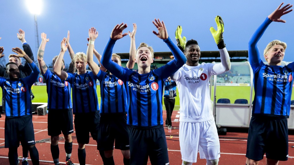 UNGE GUTTER: Stabæk slipper bevisst til unggutta i klubben.