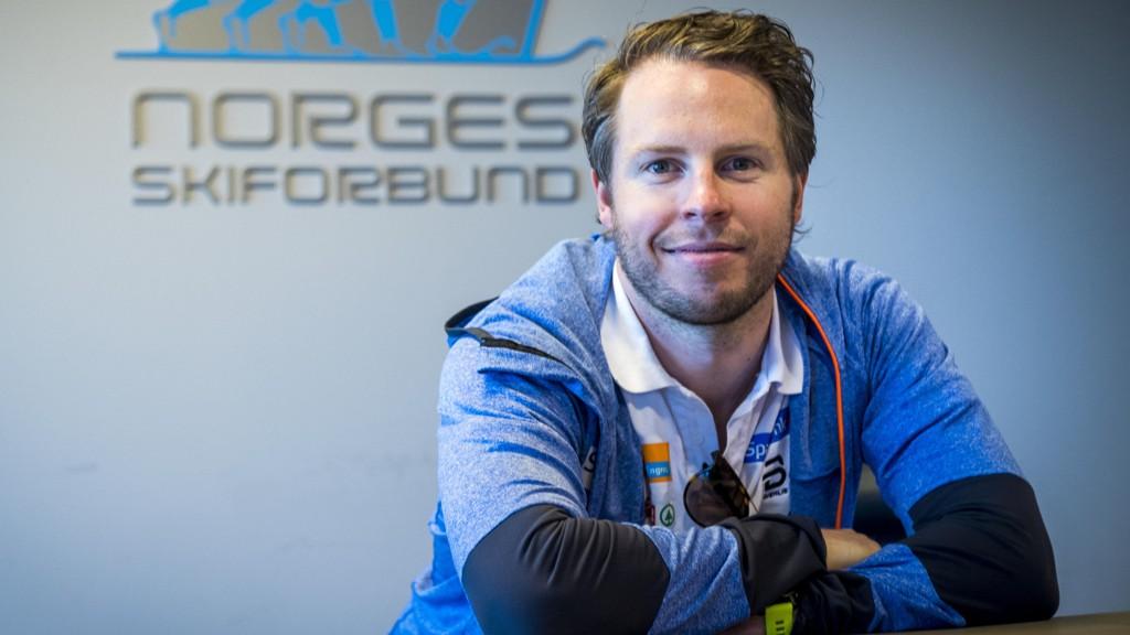NY LANDSLAGSTRENER: Eirik Myhr Nossum blir landslagstrener for de norske allround-herrene.