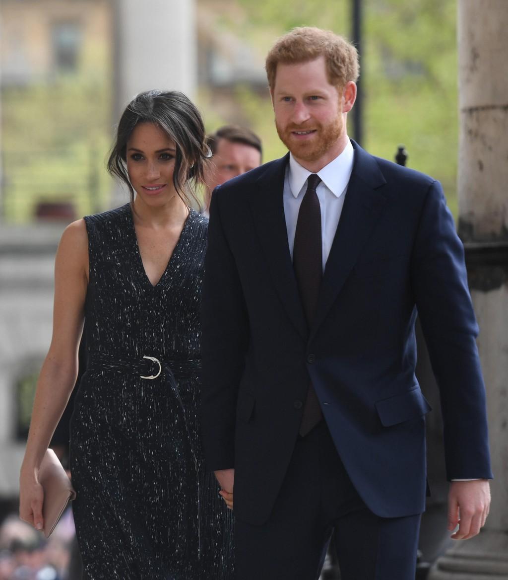 GIFTER SEG: Meghan Markle og prins Harry skal gi hverandre sitt ja den kommende lørdag. Ingen fra de europeiske kongehusene er forventet å være til stede når prinsebryllupet går av stabelen 19. mai.