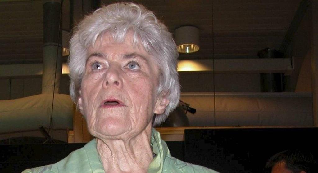 INGRID ESPELID HOVIG: 93 år gamle Ingrid Espelid Hovig uttaler seg ikke lenger til pressen. Hennes nærmeste pårørende reagerer på at hun kastes ut av sitt hjem.