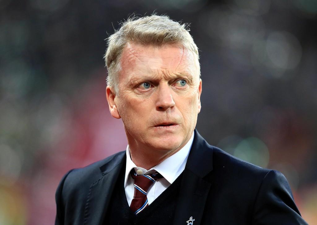 FERDIG: David Moyes er ferdig i West Ham.