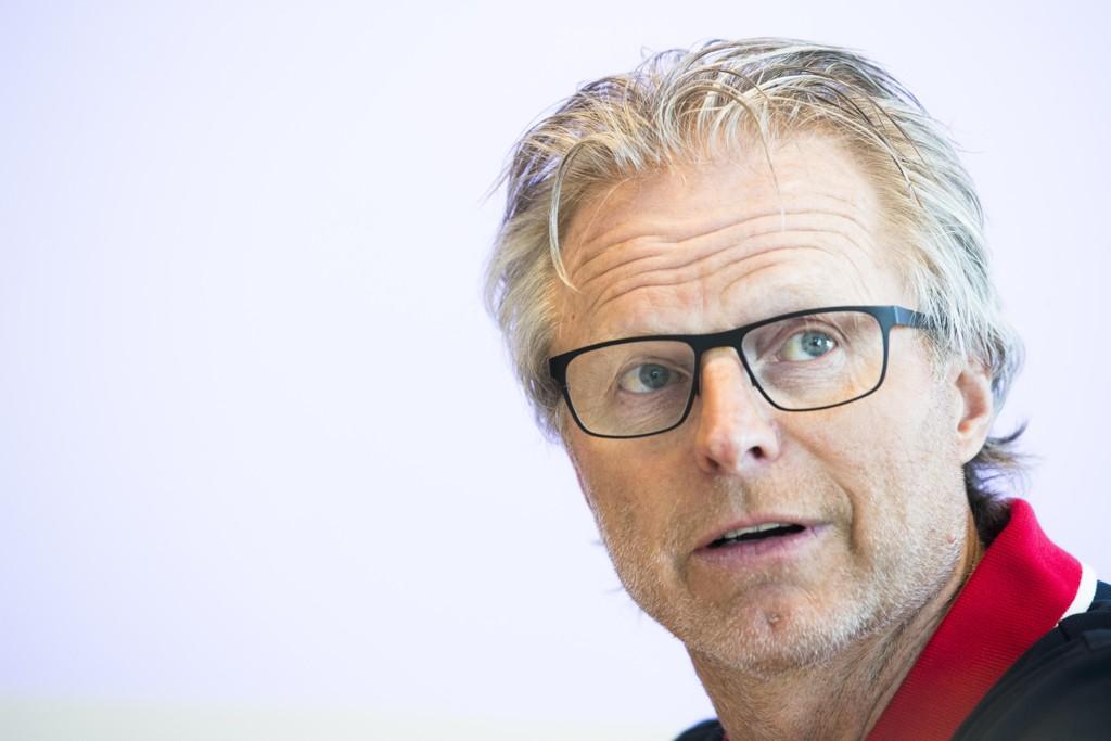 Skipolitiker Åge Skinstad. Foto: Berit Roald / NTB scanpix