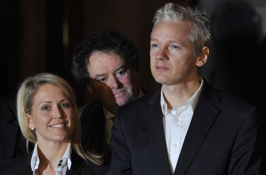 WikiLeaks-grunnlegger Julian Assange har ikke vært utenfor ambassaden etter at han søkte tilflukt der i 2012, av frykt for å bli pågrepet. Foto: Toby Melville / NTB scanpix
