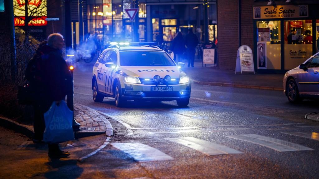 ILLUSTRASJONBILDE: Politiet måtte rykke ut til Grünerløkka etter at en kvinne skal ha blitt overfalt.