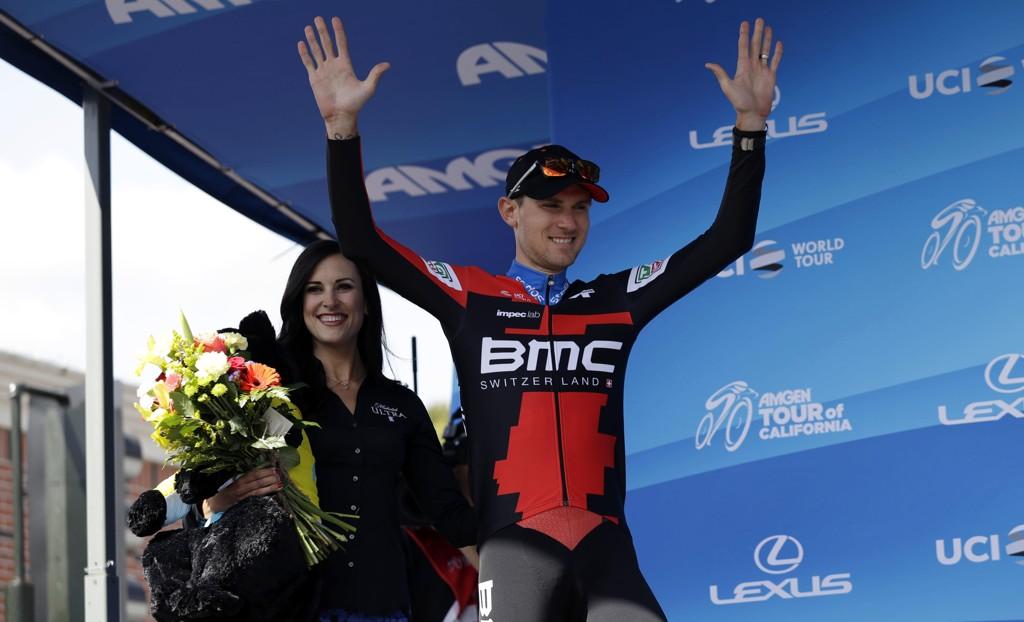 Tejay van Garderen vant onsdagens tempoetappe i Tour of California. Foto: Marcio Jose Sanchez / AP / NTB scanpix