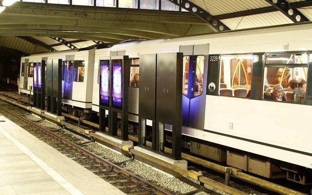 T-banen i Oslo. Illustrasjonsfoto.
