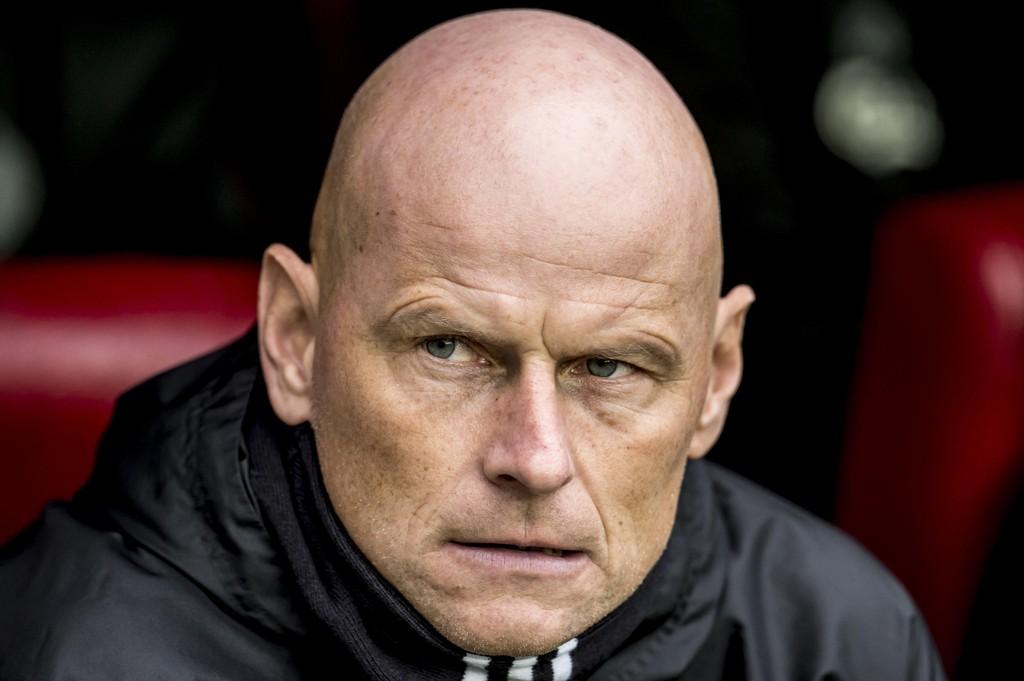 FC København-trener Ståle Solbakken jakter på nye spillere. Foto: Mads Claus Rasmussen / Scanpix Denmark / NTB scanpix