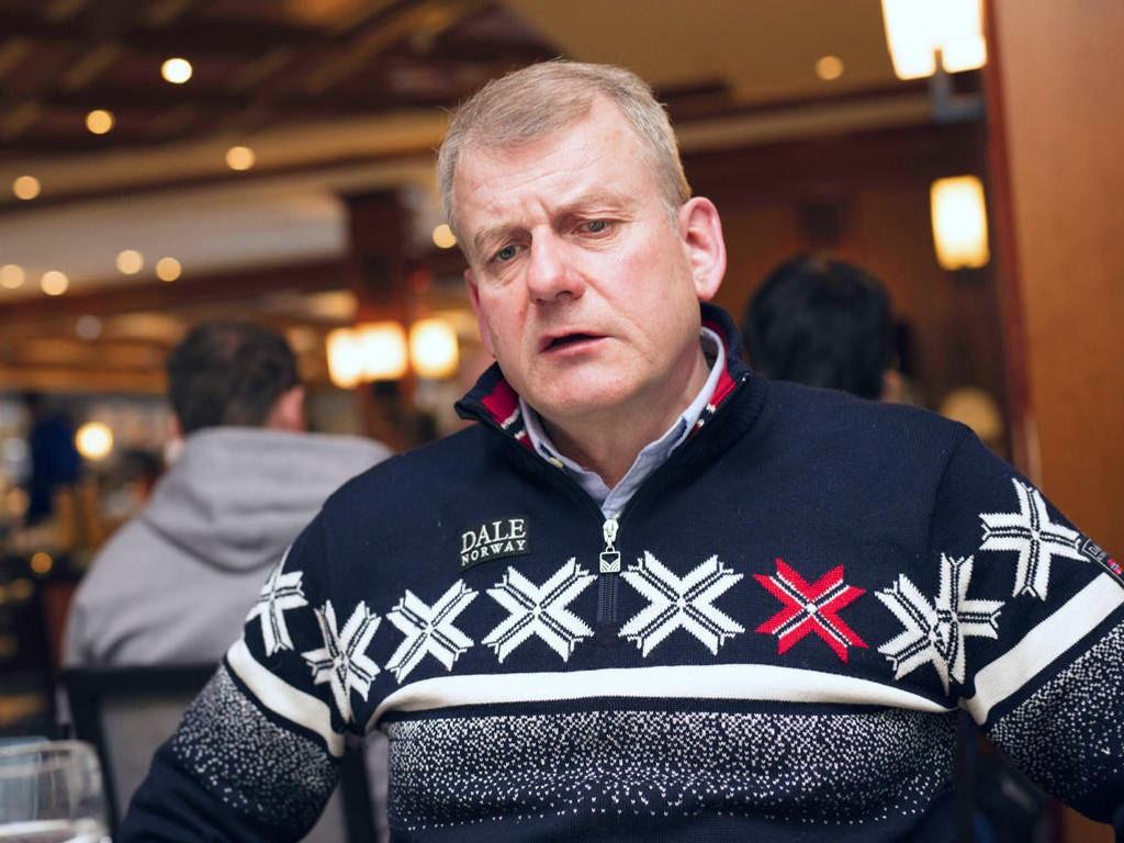 TAPTE KAMPEN: Skipresident Erik Røste var på plass på FIS-kongressen i Hellas da Det internasjonale skiforbundet valgte i gi VM i 2023 til Planica på bekostning av Trondheim.