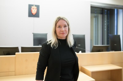Advokat Silje Elisabeth Stenvaag. FOTO: Paul Weaver