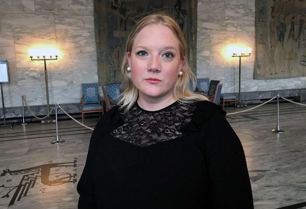 SKANDALE: Bystyrepolitiker Aina Stenersen i Oslo mener det er en skandale at de kommunale sykehjemmene har en stor forutsigbarhet sammenlignet med ideelle og private sykehjem i byen.