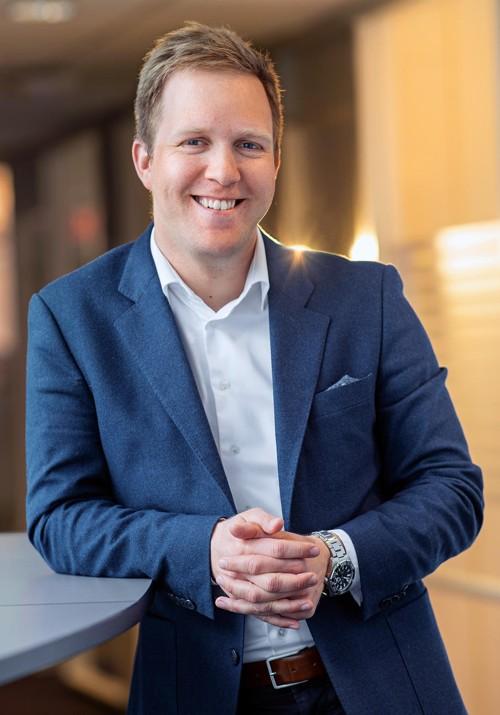 Gets produktdirektør Thorbjørn Aamodt.