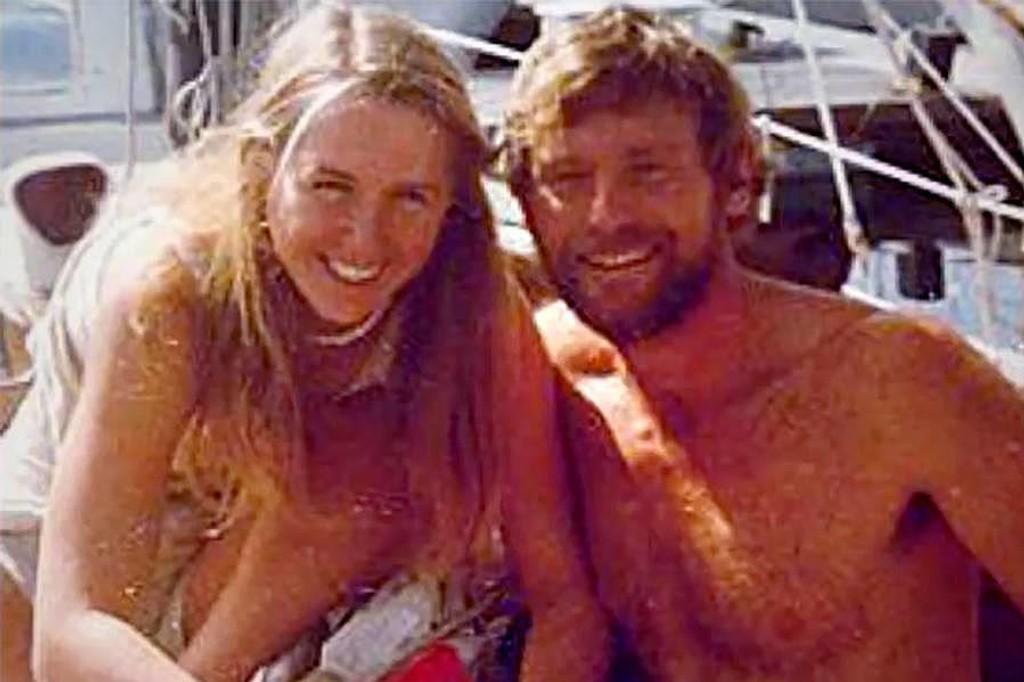 Tami Oldham Ashcraft og Richard Sharp var nyforelsket og nyforlovet da de havnet midt i en av tidenes verste stormer.