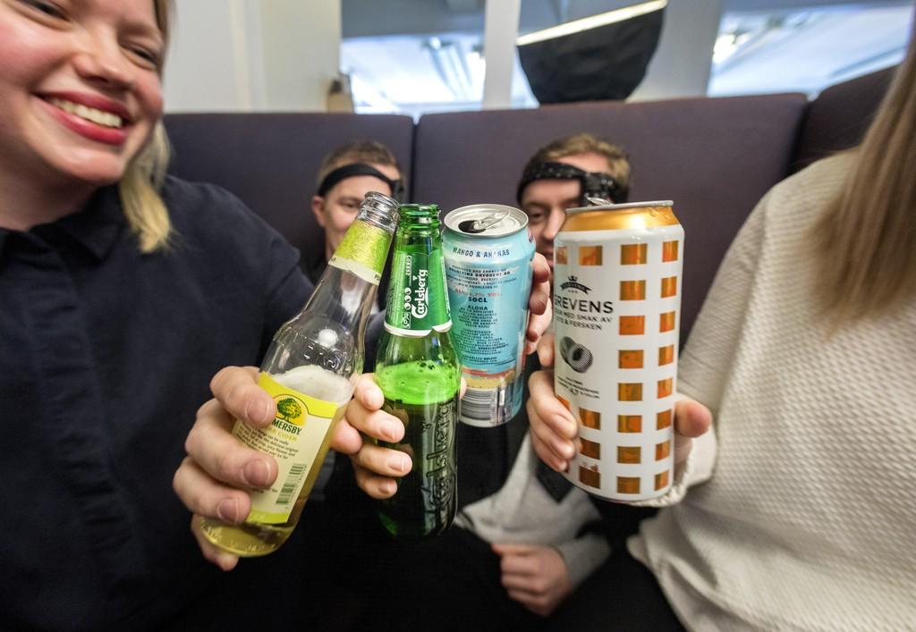 Ny finsk forskning viser at de som drikker med måte sjeldent blir sykmeldt.