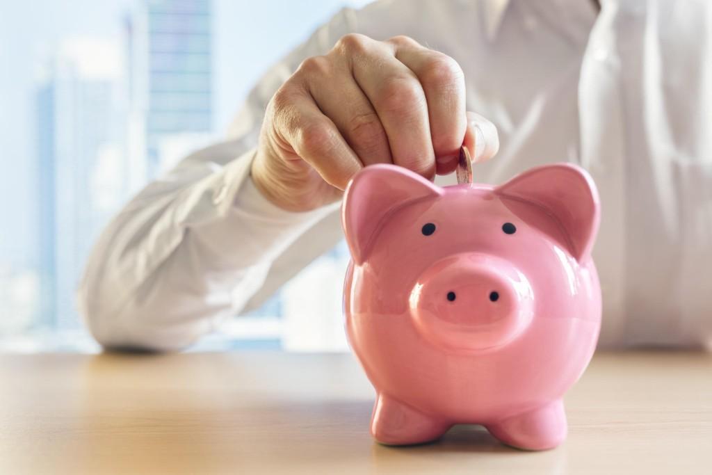 sparebøsse pensjon sparing
