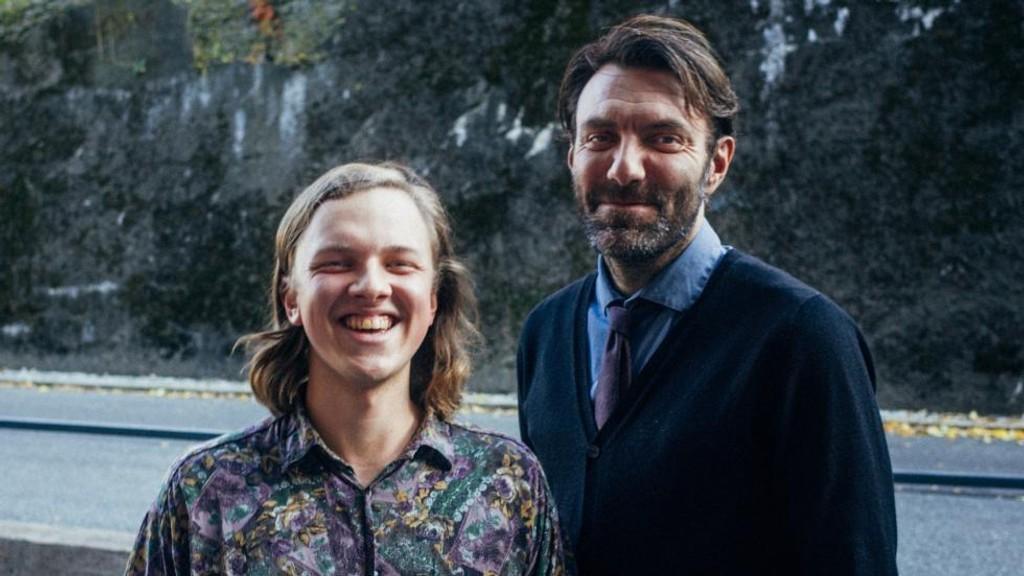 Jo David Meyer Lysne og Mats Eilertsen har all grunn til å smile.