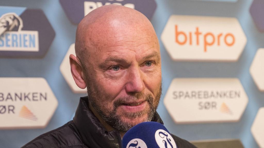 NY JOBB: Mark Dempsey tar over Kongsvinger.