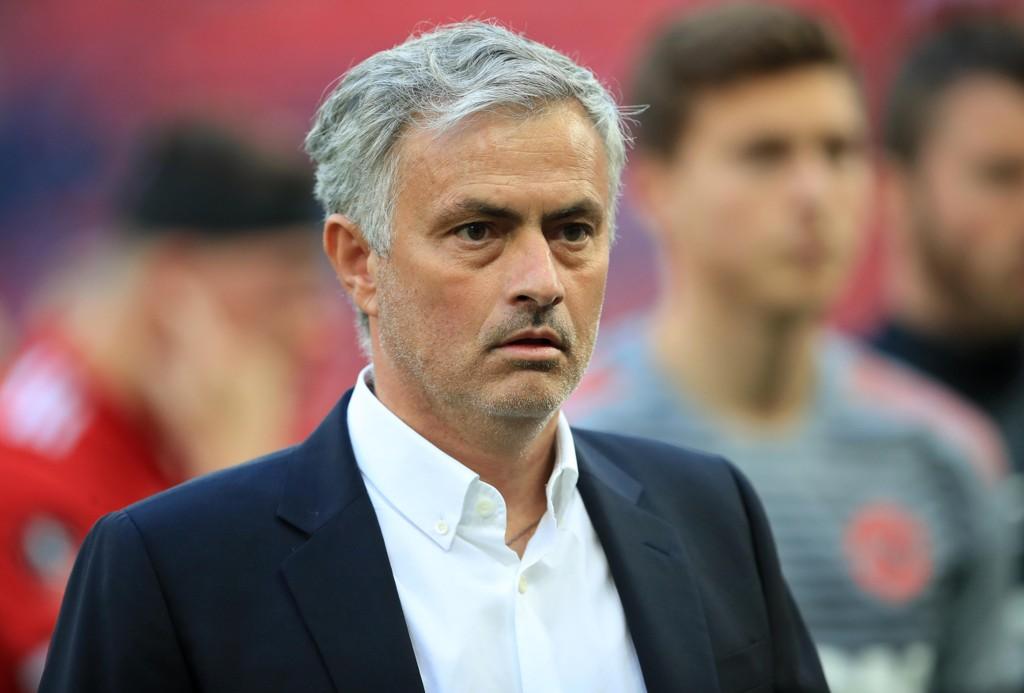 VIL STYRKE TROPPEN: Manchester United-manager José Mourinho ønsker angivelig å få inn en ny spiller før VM starter.