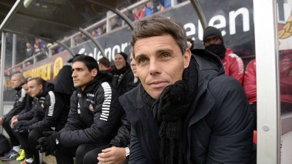 SUKSESS: Simo Valakari og Tromsø rundspilte Rosenborg tidvis på Alfheim.